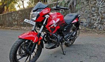 Hero Xtreme 200R - First Ride Review