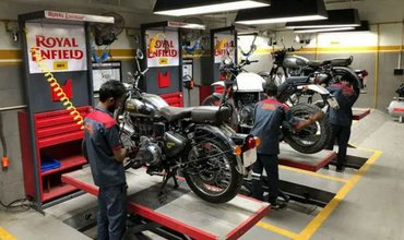 Royal Enfield Service Centres Launched in Lahaul and Spiti