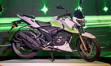 Ethanol-powered TVS Apache RTR 200 FI E100 Launched In India At Rs 1.20 lakh