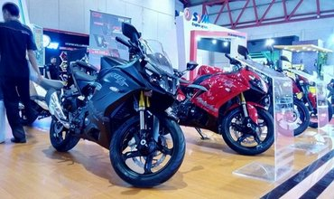 TVS Apache RR310 BS-VI To Launch On January 25