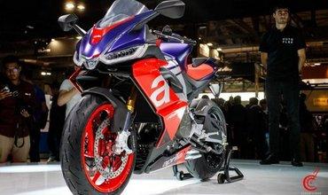 Aprilia's 250-300cc bikes India Launch Postponed