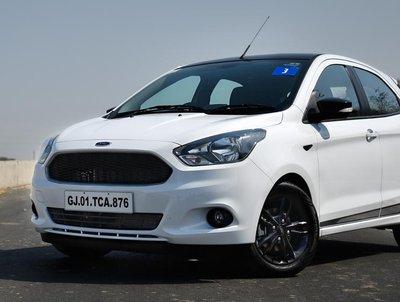 Ford Figo Facelift 2018 Review India