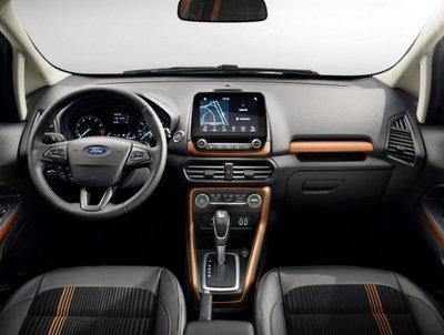 Ford Figo Facelift 2018
