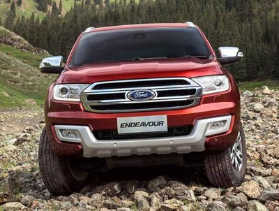 The Ford Endeavour 2018 India Review -  Interior, Exterior, Performance, Specs and Prices