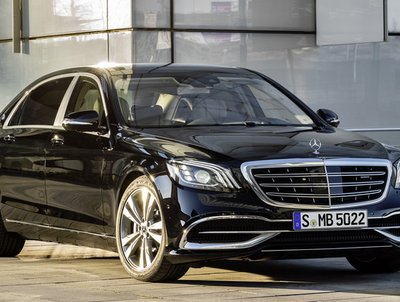 Mercedes-Benz S-Class 2018 Facelift to Be Launched in India – A Quick Walkthrough