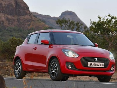 New Maruti Suzuki Swift 2018