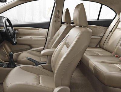 Maruti Suzuki Ciaz 2018  Interior Layout