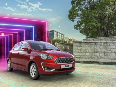 2019 Ford Figo facelift   First Impressions   Is it a worthy successor?