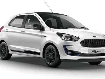 2019 Ford Figo launched in India   Prices Start at INR 5.15 lakh