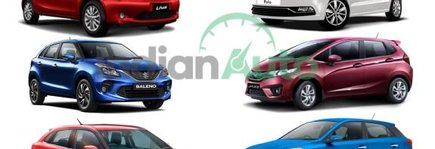 Toyota Glanza Vs Maruti Baleno Vs Hyundai i20 Vs Honda Jazz Vs Volkswagen Polo Vs Toyota Etios Liva - Comparison