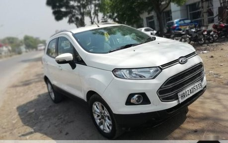 Used Ford Ecosport Car At Low Price 3434