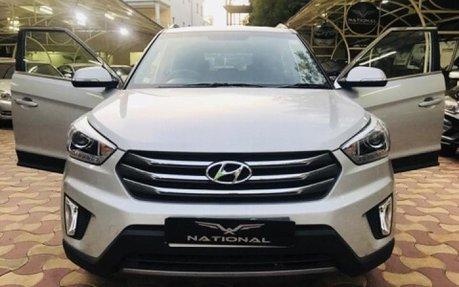 Used Hyundai Creta 1 6 Crdi Sx Plus 2015 By Owner 30620