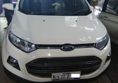 White 2015 Ford Ecosport For Sale 33942