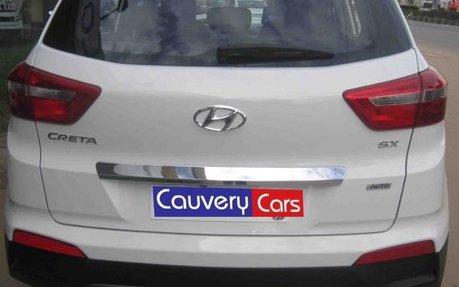 Used 2017 Hyundai Creta Car At Low Price In Bangalore 37526