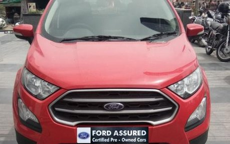 Used Ford Ecosport Car For Sale At Low Price 38745