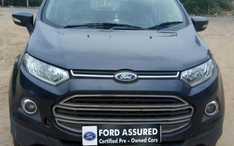 Ford Ecosport Manufactured In 2013 Best Prices For Sale In Ahmedabad