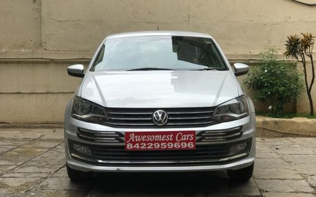 Volkswagen Vento Manufactured In 2016 Best Prices For Sale