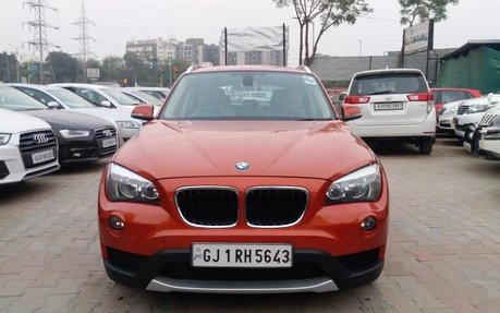 Bmw X1 Manufactured In 2014 Best Prices For Sale In Ahmedabad