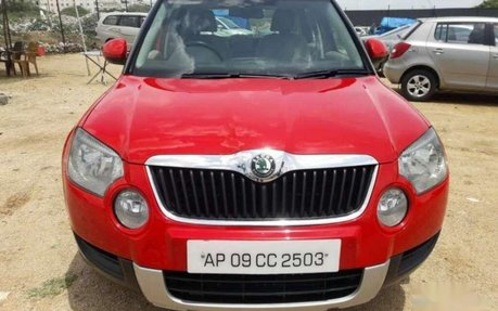 Used Skoda Yeti Cars In Hyderabad - 6 Second Hand Cars For Sale