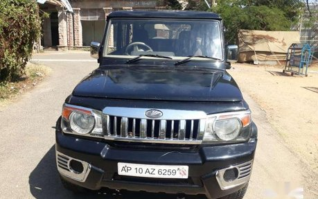 Used Mahindra Bolero Cars In Hyderabad with search options: model