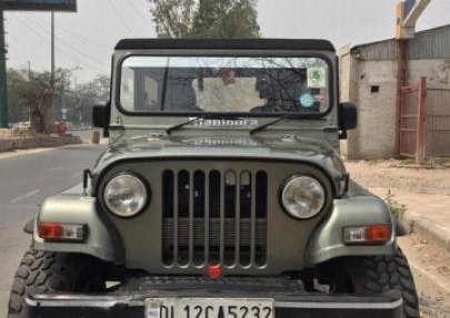 Used Mahindra Thar Cars In New Delhi with search options: model 2014
