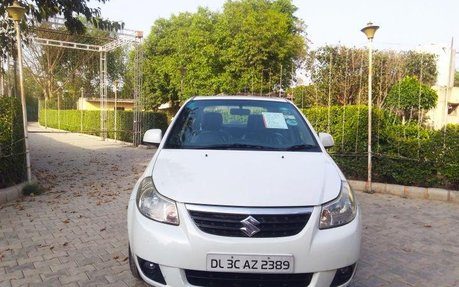 Used Maruti Suzuki SX4 Cars In Gurgaon with search options: model