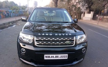 Used Land Rover Freelander 2 Cars In India with search options