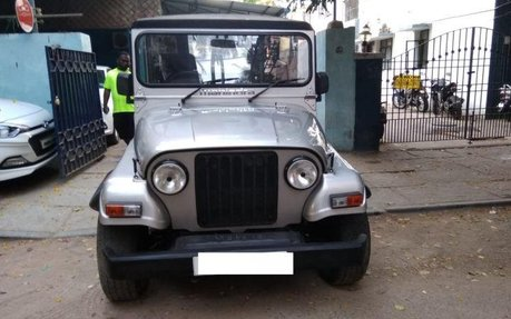 Used Mahindra Thar Cars In Chennai - 34 Second Hand Cars For Sale
