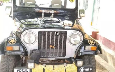 Used Mahindra Jeep Cars In Hyderabad - 3 Second Hand Cars For Sale