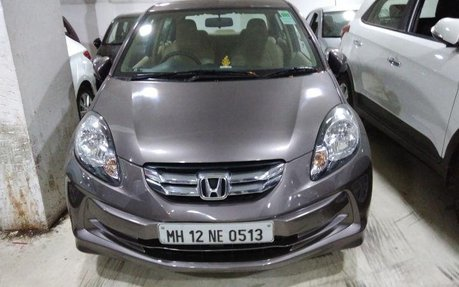 Used Honda Amaze Cars In Pune With Search Options Model 2016 1000