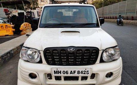 Used Mahindra Scorpio Cars In India - 3,618 Second Hand Cars