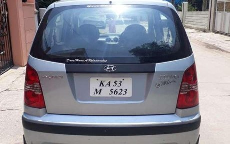 Used Hyundai Santro Xing XL 2007 MT for sale 222739