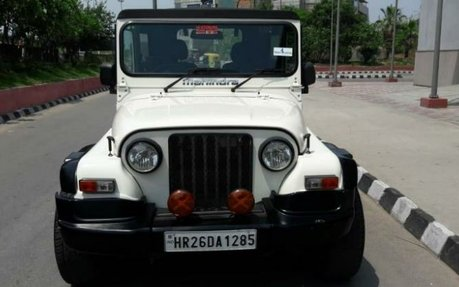 Used Mahindra Thar Cars In New Delhi - 2 Second Hand Cars For Sale