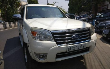 Used Ford Endeavour Cars In India with search options: model