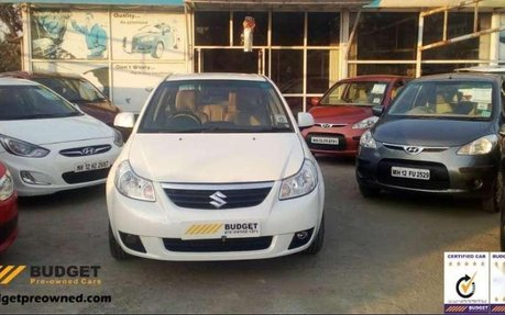 Used Maruti Suzuki SX4 Cars In Pune - 7 Second Hand Cars For Sale