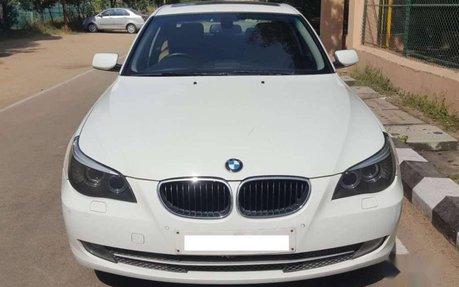 Used BMW 5 Series Cars In Hyderabad - 17 Second Hand Cars For Sale