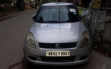 Maruti Suzuki Swift VXI AMT, 2007, Petrol MT for sale 288565