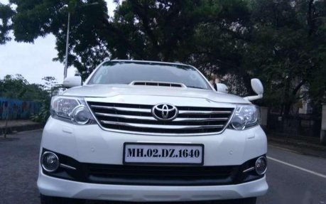 Used Toyota Fortuner Cars In India with search options