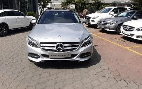 Used Mercedes Benz C-Class Cars In India with search options