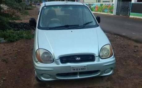 hyundai santro 2002 petrol mt for sale 460286 indianauto
