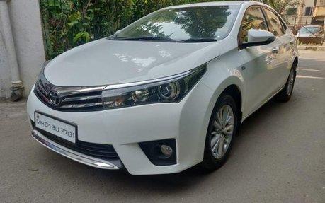 Used Toyota Corolla Altis 1 8 Vl Cvt At Car At Low Price In Mumbai 507100