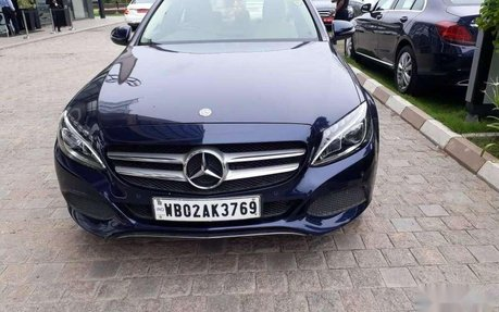 Used Mercedes-Benz C-Class C220 CDI, 2016, Diesel AT for sale in Kolkata  526209