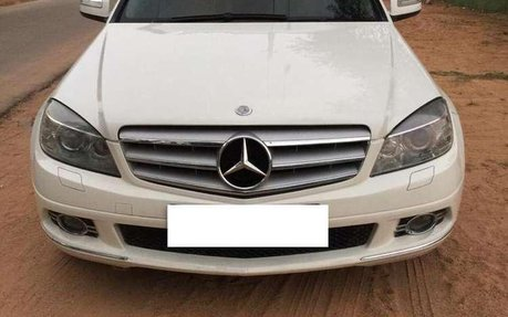 Used Mercedes Benz C Class 220 Cdi At 2008 Diesel For Sale In