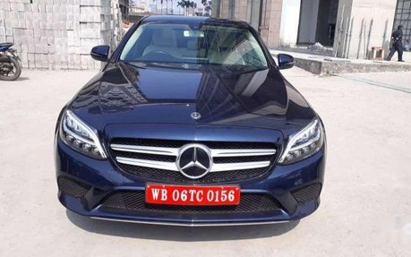 Used Mercedes Benz C-Class C 220 CDI Style 2019 AT for sale in Kolkata  547133