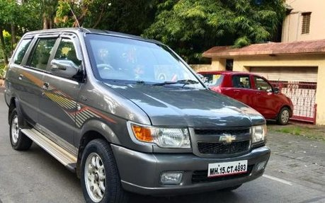 Used Chevrolet Tavera Neo In Mumbai From 3 99 Lakh Second Hand