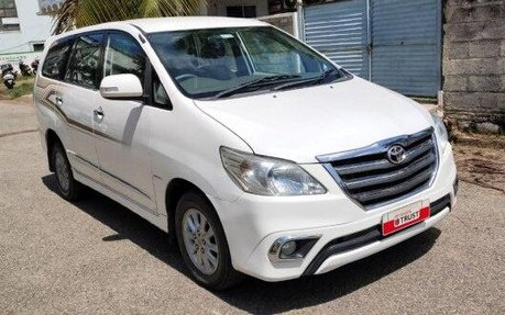 Used Toyota Innova In Bangalore From 5 25 Lakh Second Hand Innova Cars