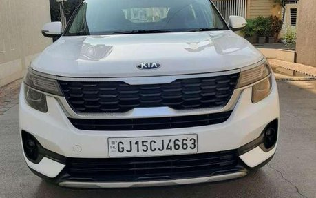 Used Kia Seltos In Surat From 11 75 Lakh Second Hand Seltos Cars