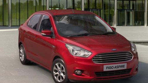 Ford Figo Aspire 2018 India Review - Interior, Exterior, Performance, Specs and Prices