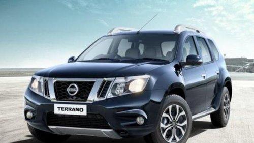Nissan Terrano 2017 Facelift