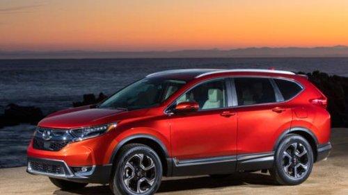 Honda CR-V/ Fifth Gen 2018 in India Review